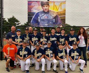 Bethpage Eagles 13U Baseball Team